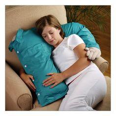 boyfriend pillow? yes sir!