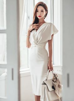 Long Dress - (주)비앤코 (스위트글램)
