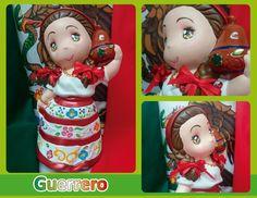 Traje típico de Guerrero - Guerrero  regional costume