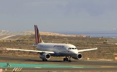 Canary Islands Spotting....Spotter: D-AGWU   Germanwings    Airbus A319-132   LPA/GCLP...