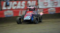 Gallery: Action from 2015 Chili Bowl Nationals in Tulsa, Okla. Sprint Car Racing, Dirt Track Racing, Auto Racing, Bryan Clauson, Race Cars, Chili, Wings, Spirit, Action
