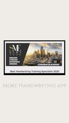 More Handwriting App is an award winning assessment app for children. It is a hybrid written and online assessment taken at home. We assess automaticity and join formation. Your child will receive a unique, personalised learning programme that will tackle handwriting problems. Handwriting App, Greater London, Assessment, Join, Learning, Children, Unique, Young Children, Boys