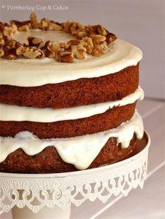 Carrot Cake {Tarta de Zanahoria}