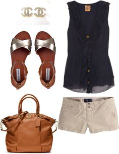 """New York Outfit 2"" by ferocityfashion on Polyvore"
