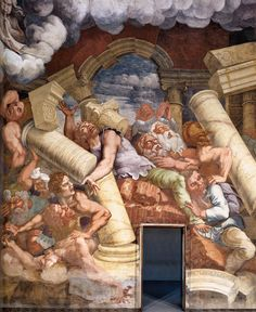 Giulio Romano - Mantova - Palazzo Te - Particolare