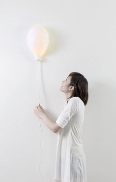 So cool! The Balloon X LAMP