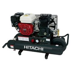Hitachi Twin Pontoon Compressor