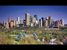 A walking tour around the city of Edmonton, the capital city of the Province of Alberta, Canada. Great Places, Places To See, Alberta Travel, Airfare Deals, Western Canada, Dentist In, Cheap Flights, Travel Tours, Alberta Canada