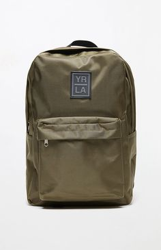 2f5189b61deeb Classic Laney Olive Laptop Backpack Back To School Essentials
