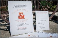 Adorable Ampersand Wedding Invitation Set  SAMPLE SET  by r3mg, $4.00