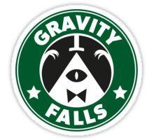 Gravity Falls - Starbucks Sticker