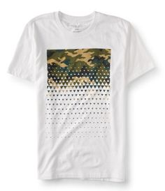 Disappearing Camo Graphic T - Aéropostale®