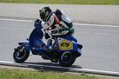 Challenge Scootentole Mirecourt 2016 (France), Casa Lambretta team, photo DR