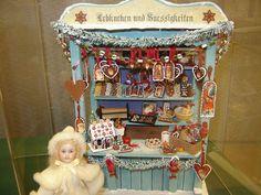 German Christmas Market Stand