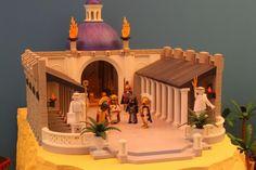 Resultado de imagen de palacio de herodes para belenes