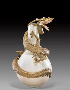 Royal Worcester Vase,  Diamond Mark, 1883