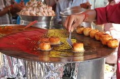 Mumbai Street Food C
