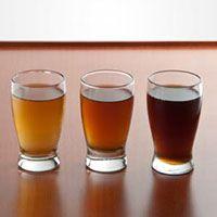 Anchor Hocking 93013 4.5 oz. Customizable Barbary Beer Flight Taster Shot Glass 24 / Case