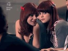 Skins - Emily and Katie :)
