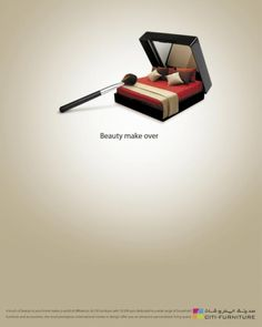 Citi Furniture Ad Agency: Impact BBDO Beirut, Lebanon Copywriter: Julia Aoun Creative Director: Caroline Nammour Released: February 2007