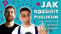 Jak rozšířit publikum a získat více klientů i zakázek? Co je pravdy na tom, že klienti neví co chtějí, dokud jim to neukážete? Pokud nedostávám takovou práci, jaká se mi líbí, co mám dělat? #KreativniKreatury #Video #Návody #Česky