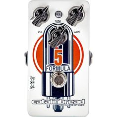 Catalinbread Formula No. 5 Foundation Overdrive Guitar Effects Pedal