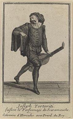 Costumes d'hommes et de femmes de l'époque Louis XIV