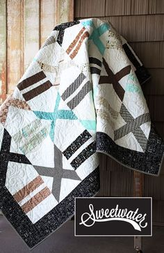 "Finished quilt size is 66"" x 71"" Included in kit: Pattern: Math ..."