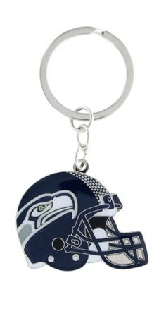 NFL Seattle Seahawks Helmet Key Ring >>> Read more  at the image link.