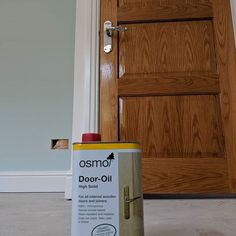 Spent a few hours yesterday top coating a load of doors on the current project with @osmo_uk door oil. It's a real delight to use and has brought out such a richness to these doors that we completely sanded back the other week. Very happy customers delighted with how they have turned out. Ps it was seriously baking hot!!!