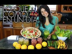 Suscríbete A Mi Canal: http://www.youtube.com/rawvana ————————————————————————————————————————————— Desayuno: JUGO DE NOPAL: http://www.youtube.com/watch?v=t...