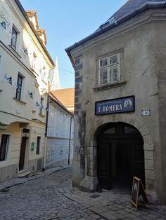 Zámočnícka ulica Bratislava