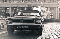 Ford Mustang (by Pskrzypczynski)