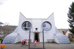 This Cat-Shaped Kindergarten is Not a Dream | Cat Lady Confidential