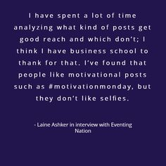 Laine Ashker knows what she's talking about when it comes to marketing your horse business through social media.