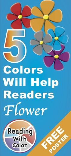 Try this FREE 11-by-17 poster today. It displays color hints to use with any K-3 reading curriculum. Color hints can help all kids including ESL and struggling readers.