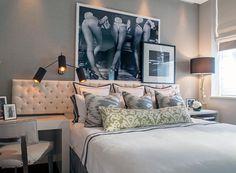 London Pied a Terre - Bedroom - Interior Design by Intarya – Interior Design by Intarya