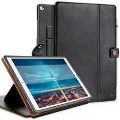 Ipad Pro 12.9 Case With Pencil Holder Unique Benuo Portfolio Case For Ipad Pro 129 Cover Brief Leather Case With