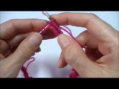 Rond breien op een rondbreinaald Diy Crochet, Crocheting, Tube, Animales, Crochet, Chrochet, Breien, Haken, Tejidos