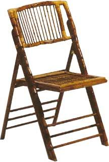 Bamboo Chairs- Exclusive Destination Management