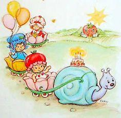 Tarta de Fresa Clip Art - Cherry Cuddler@Toy-Addict.com