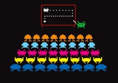 Digital Marketing 101 - #game #atari #spaceinvaders #games #lecture #lesson #academy