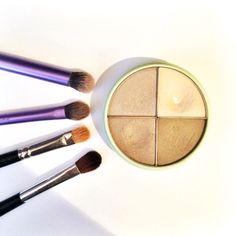 Pixi Shade Quartette - perfect for everyday eyes. #PixiBeauty #PixiPretty #ShadeQuartette #Eyes #Makeup
