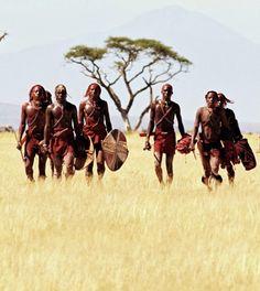 La última batalla de los Masai