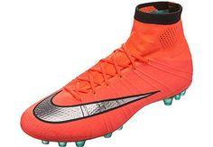 Nike Mercurial Superfly in AG outsole. Shop www.soccerpro.com now