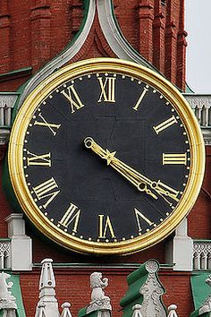 Kremlin Clock - Wikipedia, the free encyclopedia