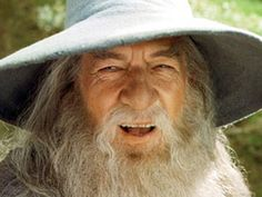 While Gandalf's beard might be on the excessive side, he took down a Balrog so he can do what he wants.