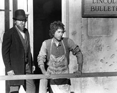 Pat Garrett & Billy the Kid Photograph