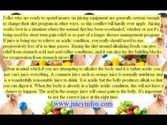 How Juicing Will Help You Transform Your Health - Health Benefits of Juicing - Juicing