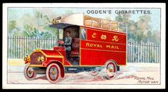 GB Furgoneta Postal
